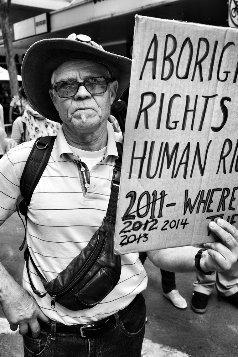 IMG_1043 Street portrait photography by Shane Nagle: March in March, Melbourne