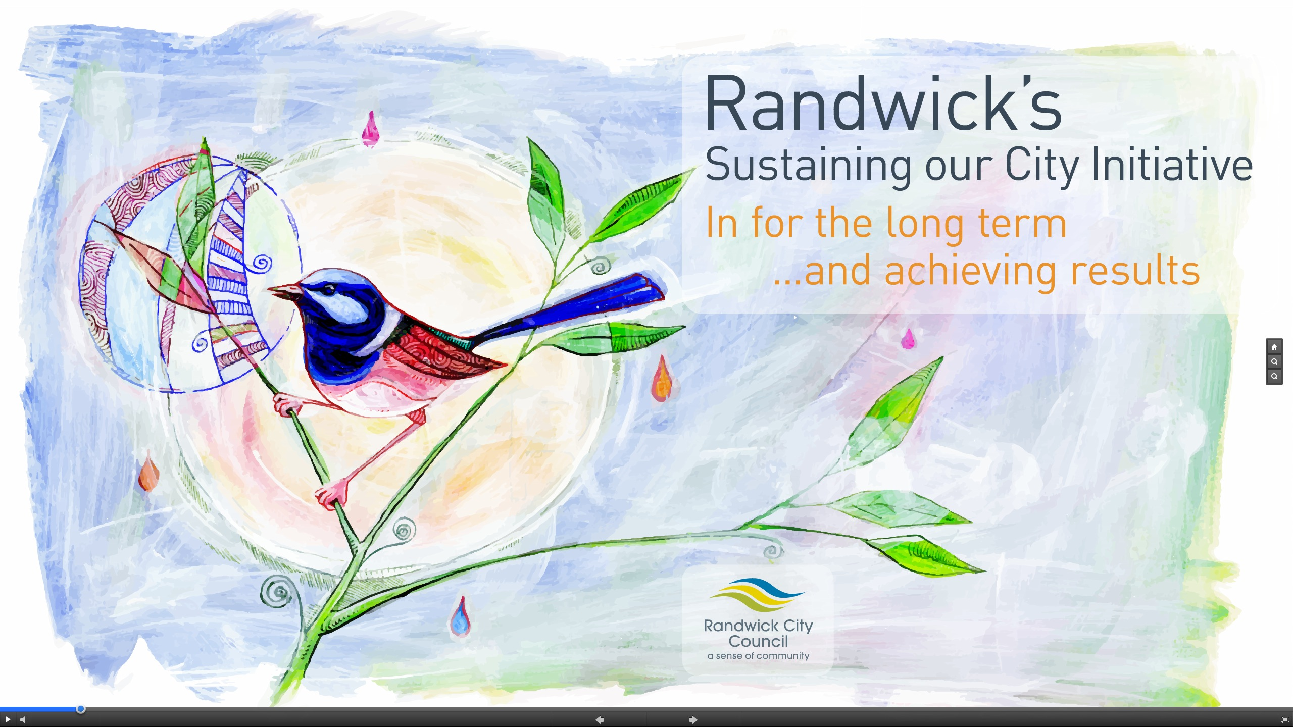Randwick Council Sustainability Awards Prezi